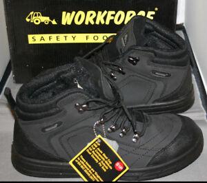 WORKFORCE LIGHTWIEGHT SAFETY TRAINER/BOOT SIZE 10