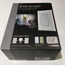 GE Add-On In-Wall Switch Z-Wave Bluetooth Smart ZigBee Paddle Dimmer Fan Control