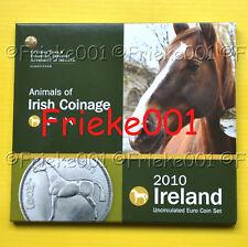 Ierland - Irlande - Officiële BU Set 2010.