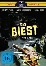 VINCENT PRICE das Biest - THE BAT 1959 Agnes MOOREHEAD DVD Crane Wilbur NUEVO