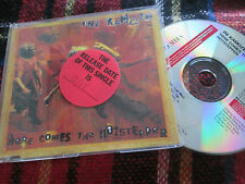 Ini Kamoze ‎– Here Comes The Hotstepper Columbia ‎– COL 661047 2 UK CD Single