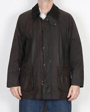 "BARBOUR Bedale Wax Jacket Coat 42"" Brown Medium Large (5CU)"