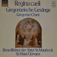 """Regina Caeli - grgorianische Chants 12 """" LP (n571)"""