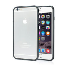 "New For Apple iPhone 6 6S Plus 5.5"" TPU Soft Slim Bumper frame Case Co"
