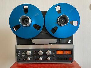 REVOX B77 MKll 3 Motor 2 Speed Stereo Reel to Reel Tape Recorder 4 tracks.