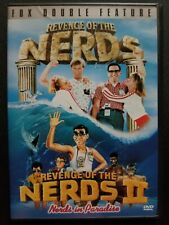 Revenge Of The Nerds & II Nerds In Paradise (DVD, 2000, Double Feature) R1 OOP