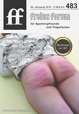 Freies Forum 483  (Erotik, Nudes, Fetisch)  Spanking - Magazin