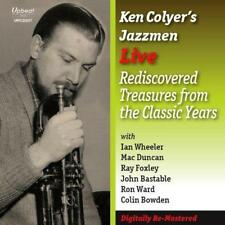 Ken Colyer's Jazzmen - Live Rediscovered Treasures From The Classic Yea (NEW CD)