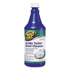 Zep Acidic Toilet Bowl Cleaner 32 oz Bottle ZUATB32