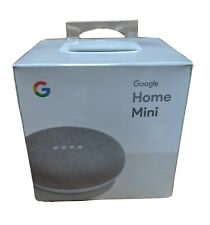 Google Home Mini Chalk - Brand New Factory Sealed!