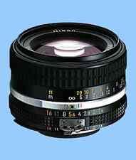 100%25 New Unused Nikon Ais Nikkor 50mm F1.4 Standard Manual Lens Ai S MF