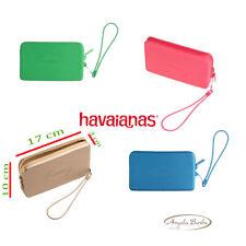 Havaianas Mini Bag pochette donna da mare spiaggia borsello necessaire a mano