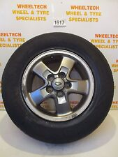 LAND ROVER DISCOVERY TD5 ALLOY WHEEL & TYRE 255/65R16 REQUIRES REPLACEMENT TYRE