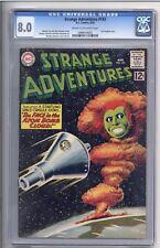 Strange Adventures # 143 CGC 8.0