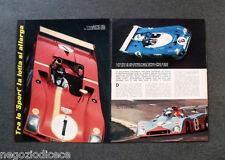 BD71 - Clipping-Ritaglio -1973- AUTONOTIZIE CAMPIONATO MONDIALE MARCHE