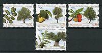 Portugal 2017 MNH Trees of Mediterranean 4v Set Nature Stamps