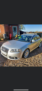 Audi A3 sline 2.0tdi Quattro 170bhp