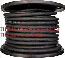 NEW 250' 14/3 SJ SJO SJOOW  SJOW BLACK RUBBER CORD EXTENSION WIRE