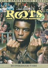 Dvd - Roots - Die unvergessliche TV-Serie - 25th Anniversary Edition - 3 DVDs