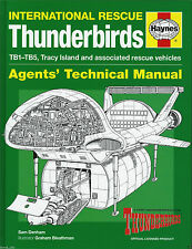 International Rescue Technical Manual Gerry Anderson UFO Thunderbirds TB2 1 3 4
