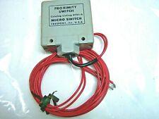 Microswitch Proximity Switch 6Fri-6