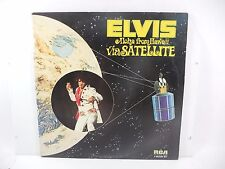 ELVIS PRESLEY ALOHA FROM HAWAII VIA SATELLITE DOPPIO  DISCO LP 33 GIRI