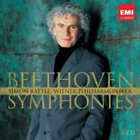 Simon Rattle - Beethoven Complete Symphonies (NEW 5CD)