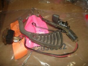 Toro 51988 PowerVac throttle on off switch  vacuum   blower part only Bin 110 #1