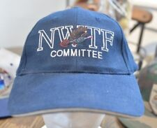 Pre-owned National Wild Turkey Federation Committee NWTF baseball cap hat