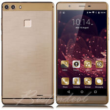 "Unlocked 6.0"" Android Smart Cell Phone Quad Core T-Mobile AT&T 2 SIM 3G GSM GPS"
