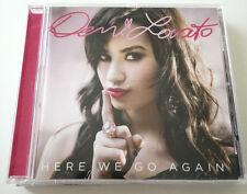 DEMI LOVATO - HERE WE GO AGAIN CD ALBUM 2009 OTTIMO SPED GRATIS SU + ACQUISTI!!