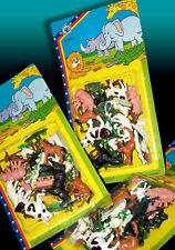 Plastique Farm Set ferme animaux neuf dans sa boîte 70er HP Hong Kong/Piñata de très belle