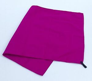 Microfiber Towel Compact Quick Dry Travel Gym Beach Yoga Camping Light weight