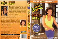 D3 CRUNCH WORKOUT : FAT BURNING BLAST 3 WAYS : Kick, Dance - Lizbeth Garcia DVD