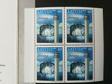 stamps/Latvia/Booklet/Lighthouses/2004