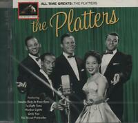 THE PLATTERS - ALL TIME GREATS - 2 CDS - NEW!!