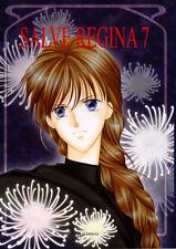 Gundam Wing ENGLISH Translated Doujinshi Comic Heero x Relena Salve Regina 7