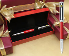 Sheaffer Ferrari Intensity Fountain Pen - Rosso Corsa Black Stripe with Gift Box