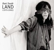 PATTI SMITH - LAND - 2CD NEW SEALED 2002