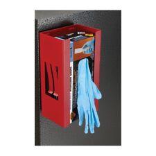 Universal Steel Magnetic Garage Shop ToolBox Glove Tissue Wipes Holder Dispenser
