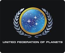Hot Star Trek Logo Design Cartoon Anime Gaming Mouse Pad