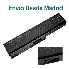 Batería para Toshiba Satellite L650 L655 L670 Battery PA3817U-1BRS 10.8V Laptop