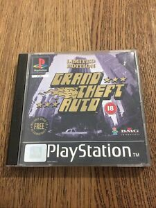 Grand Thert Auto (limited Edition - No Soundtrack Or Manual Included) - PS1
