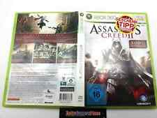 Assassins Creed 2--Microsoft Xbox 360--PAL--B-Ware
