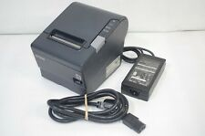 Epson Tm-T88V Point of Sale Thermal Printer Usb Rs-232