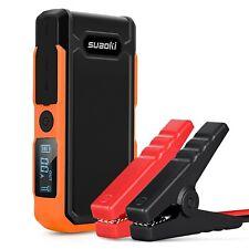 Suaoki U10 800A Peak 20000mAh Portable Car Jump Starter (Up to 6.0L Gas or 5....