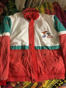 ISLE OF MAN SUPPORTERS ORIGINAL SPONSORS CREW JACKET FROM COLLECTION MOTORBIKES