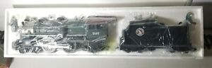 Lionel 8-85107 Large Scale G Steam Locomotive &Tender 4-4-2 GREAT NORTHERN