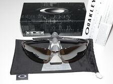 OAKLEY SQUARE WIRE NEW TUNGSTEN POLARIZED SONNENBRILLE WHISKER INMATE DEVIATION