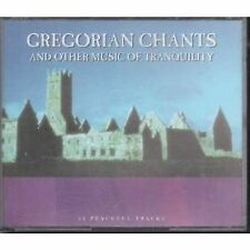 Gregorian Chants And Other Music Of tranquility DOUBLE CD